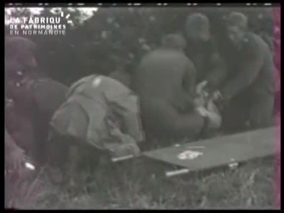 18 juin 1944, Etienville