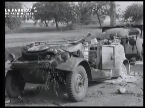 Combats en août 1944