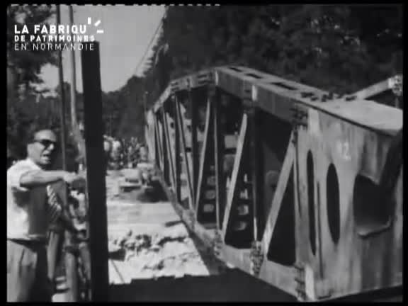 Lancement du pont de la Coumière